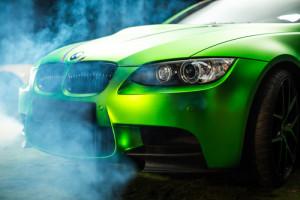 BMW Smoke